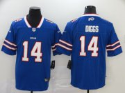 Wholesale Cheap Youth Buffalo Bills #14 Stefon Diggs Royal Blue 2020 Vapor Untouchable Stitched NFL Nike Limited Jersey