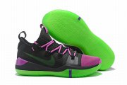 Wholesale Cheap Nike Kobe AD EP Shoes Black Purple Green