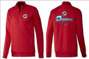 Wholesale Cheap MLB Chicago Cubs Zip Jacket Red