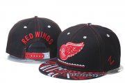 Wholesale Cheap NHL Detroit Red Wings hats 4