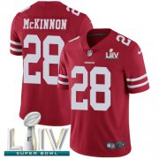 Wholesale Nike 49ers #25 Richard Sherman Red Team Color Men's Stitched NFL Elite Drift Fashion Jersey