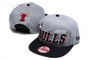 Wholesale Cheap NBA Chicago Bulls Snapback Ajustable Cap Hat DF 03-13_79