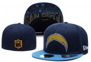 Wholesale Cheap Los Angeles Chargers fitted hats 01