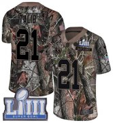 Wholesale Cheap Nike Rams #21 Aqib Talib Camo Super Bowl LIII Bound Youth Stitched NFL Limited Rush Realtree Jersey