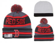 Wholesale Cheap Boston Red Sox Beanies YD002