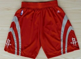 Wholesale Cheap Houston Rockets Red Short