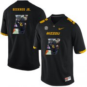 Wholesale Cheap Missouri Tigers 5 Terry Beckner Jr. Black Nike Fashion College Football Jersey