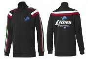 Wholesale Cheap NFL Detroit Lions Victory Jacket Black