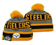 Wholesale Cheap Pittsburgh Steelers Beanies Hat YD 2