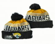 Wholesale Cheap Jacksonville Jaguars Beanies Hat YD 3