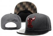 Wholesale Cheap NBA Chicago Bulls Snapback Ajustable Cap Hat YD 03-13_14