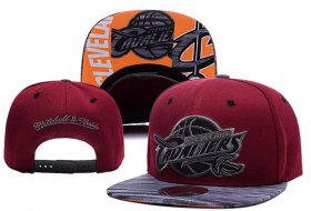 Wholesale Cheap NBA Cleveland Cavaliers Snapback Ajustable Cap Hat YD 03-13_38