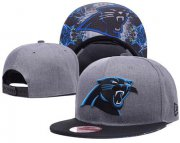 Wholesale Cheap NFL Carolina Panthers Team Logo Snapback Adjustable Hat