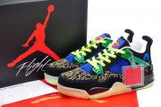 Wholesale Cheap Air Jordan 4 Superman Shoes Black/blue-green