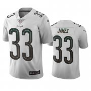 Wholesale Cheap Los Angeles Chargers #33 Derwin James White Vapor Limited City Edition NFL Jersey