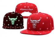 Wholesale Cheap NBA Chicago Bulls Snapback Ajustable Cap Hat YD 03-13_42