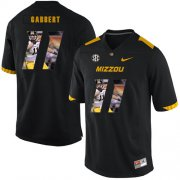 Wholesale Cheap Missouri Tigers 11 Blaine Gabbert Black Nike Fashion College Football Jersey