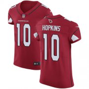 Wholesale Cheap Nike Cardinals #10 DeAndre Hopkins Red Team Color Men's Stitched NFL Vapor Untouchable Elite Jersey