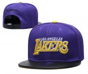 Wholesale Cheap 2021 NBA Los Angeles Lakers Hat TX3223