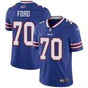 Wholesale Cheap Nike Bills #70 Cody Ford Royal Blue Team Color Men's Stitched NFL Vapor Untouchable Limited Jersey