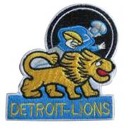Wholesale Cheap Stitched NFL Detroit Lions Throwback Patch