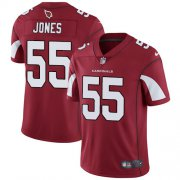 Wholesale Cheap Nike Cardinals #55 Chandler Jones Red Team Color Men's Stitched NFL Vapor Untouchable Limited Jersey