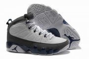Wholesale Cheap Cheap Air Jordan 9 Shoes White/Silver