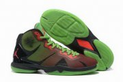 Wholesale Cheap Air Jordan Fly 4 IV Shoes Green/red-black