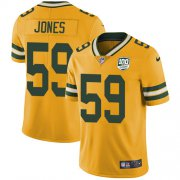 Wholesale Nike Packers #97 Kenny Clark Camo Men's Stitched NFL Limited 2018 Salute To Service Jersey