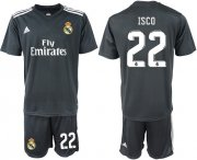Wholesale Cheap Real Madrid #22 Isco Away Soccer Club Jersey