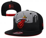 Wholesale Cheap Miami Heat Snapbacks YD006