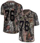 Wholesale Cheap Nike Patriots #76 Isaiah Wynn Camo Men's Stitched NFL Limited Rush Realtree Jersey