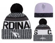Wholesale Cheap NFL Arizona Cardinals Logo Stitched Knit Beanies 005