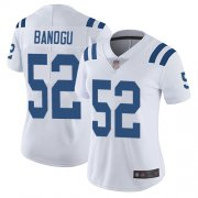 Wholesale Cheap Nike Colts #52 Ben Banogu White Women's Stitched NFL Vapor Untouchable Limited Jersey