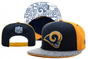Wholesale Cheap St Louis Rams Snapbacks YD003