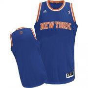 Wholesale Cheap New York Knicks Blank Blue Swingman Jersey