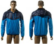 Wholesale Cheap Addidas Soccer Jackets Blue