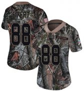 Wholesale Cheap Nike Jaguars #88 Tyler Eifert Camo Women's Stitched NFL Limited Rush Realtree Jersey