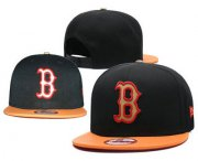 Wholesale Cheap Boston Red Sox Snapback Ajustable Cap Hat GS 1