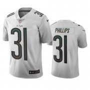 Wholesale Cheap Los Angeles Chargers #31 Adrian Phillips White Vapor Limited City Edition NFL Jersey