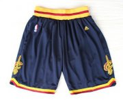 Wholesale Cheap Cleveland Cavaliers Navy Blue Short