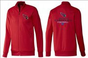 Wholesale Cheap NFL Arizona Cardinals Victory Jacket Red