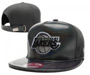 Wholesale Cheap NBA Los Angeles Lakers Snapback Ajustable Cap Hat XDF 028