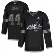 Wholesale Cheap Adidas Capitals #44 Brooks Orpik Black_1 Authentic Classic Stitched NHL Jersey