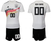 Wholesale Cheap Germany Personalized Home Soccer Country Jersey