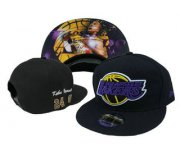 Wholesale Cheap Los Angeles Lakers Snapback Ajustable Cap Hat YD 12