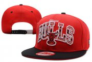 Wholesale Cheap NBA Chicago Bulls Snapback Ajustable Cap Hat XDF 03-13_03