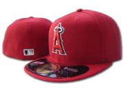 Wholesale Cheap Los Angeles Angels fitted hats 01