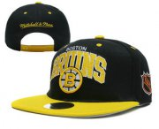 Wholesale Cheap Boston Bruins Snapback Ajustable Cap Hat YD 1