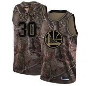 Wholesale Cheap Warriors #30 Stephen Curry Camo 2019 Finals Bound Basketball Swingman Realtree Collection Jersey